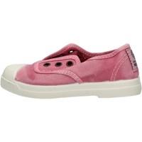 Sapatos Rapaz Sapatilhas Natural World - Scarpa elast rosa 470E-603 ROSA