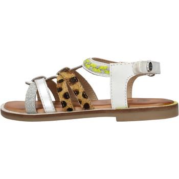 Sapatos Rapaz Sapatos aquáticos Gioseppo - Sandalo bianco SIMI BIANCO
