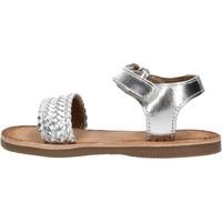 Sapatos Rapaz Sapatos aquáticos Gioseppo - Sandalo argento ODERZO ARGENTO
