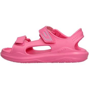 Sapatos Rapaz Sapatos aquáticos Crocs - Swiftwater fuxia 206267-6M3 FUXIA