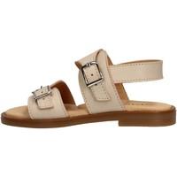 Sapatos Rapaz Sapatos aquáticos Platis - Sandalo beige P4001-2 BEIGE