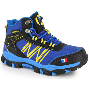 Sapatos Criança Sapatos de caminhada Kimberfeel VINSON Azul