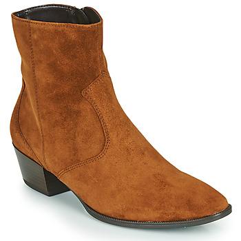 Sapatos Mulher Botins Ara THOMBSTONE-ST-HS Castanho
