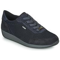 Sapatos Mulher Sapatilhas Ara LISSABON-FUSI4-GOR Preto