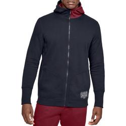 Textil Homem Sweats Under Armour Baseline Fleece FZ Hoodie 1343006-002