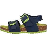 Sapatos Rapaz Sapatos aquáticos Birkenstock - New york blu 1015756 BLU
