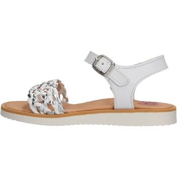 Sapatos Rapaz Sandálias Pablosky - Sandalo bianco 486700 BIANCO