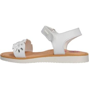 Sapatos Rapaz Sandálias Pablosky - Sandalo bianco 486600 BIANCO