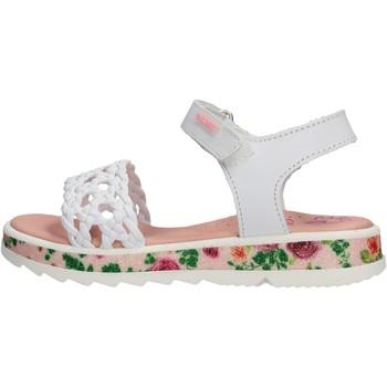 Sapatos Rapaz Sandálias Pablosky - Sandalo bianco 478200 BIANCO