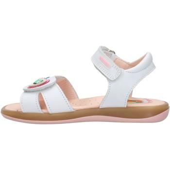 Sapatos Rapaz Sandálias Pablosky - Sandalo bianco 079100 BIANCO