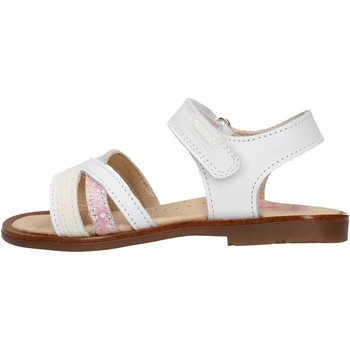 Sapatos Rapaz Sandálias Pablosky - Sandalo bianco 077900 BIANCO