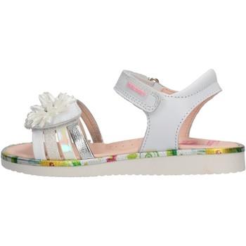 Sapatos Rapaz Sandálias Pablosky - Sandalo bianco 077200 BIANCO