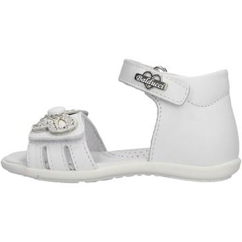 Sapatos Rapaz Sandálias Balducci - Sandalo bianco CITA3851 BIANCO