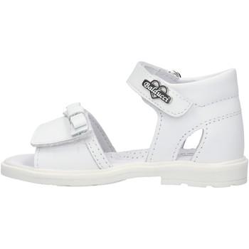 Sapatos Rapaz Sandálias Balducci - Sandalo bianco CITA3457 BIANCA