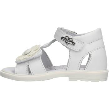 Sapatos Rapaz Sandálias Balducci - Sandalo bianco CITA3456 BIANCA