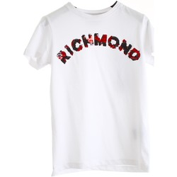 Textil Rapariga T-Shirt mangas curtas Richmond Kids RGP20129TS Manga curta Multicolor