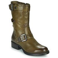 Sapatos Mulher Botas baixas Dream in Green  Cinza