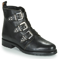 Sapatos Mulher Botas baixas Dream in Green NOURAT Preto