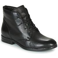 Sapatos Mulher Botas baixas Dream in Green NERGLISSE Preto