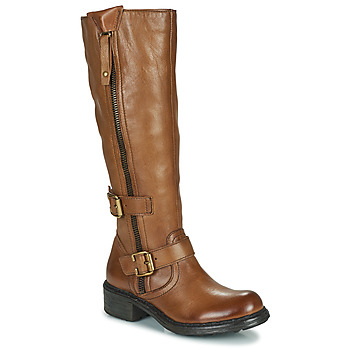 Sapatos Mulher Botas Dream in Green NUCETTE Camel