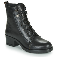 Sapatos Mulher Botins Dream in Green NAFFY Preto