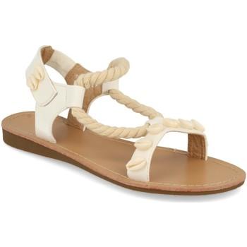 Sapatos Mulher Sandálias Buonarotti 1GG-0248 Blanco