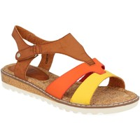 Sapatos Mulher Sandálias Kylie K2002104 Mostaza