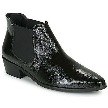 Sapatos Mulher Botas baixas Fericelli  Preto