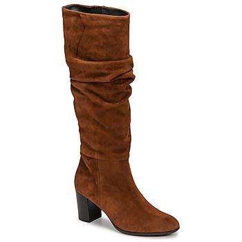 Sapatos Mulher Botas Fericelli NEIGNET Camel