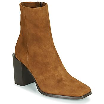 Sapatos Mulher Botins Fericelli NRETZEL Camel