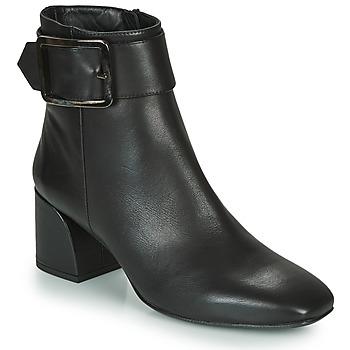 Sapatos Mulher Botins Fericelli  Camel
