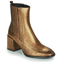 Sapatos Mulher Botins Fericelli  Ouro