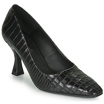 Sapatos Mulher Escarpim Fericelli NEESCAKE Preto