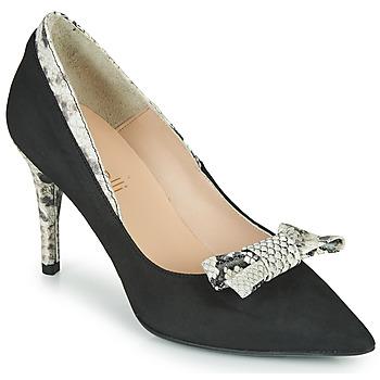 Sapatos Mulher Escarpim Fericelli NOOKIE Preto