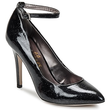 Sapatos Mulher Escarpim Shellys London STAR Preto / Glitter