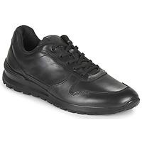 Sapatos Homem Sapatilhas Casual Attitude NOUCHE Preto