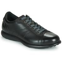Sapatos Homem Sapatos Casual Attitude NOLEOPTER Preto