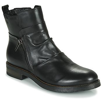 Sapatos Mulher Botas baixas Casual Attitude NERMITE Preto