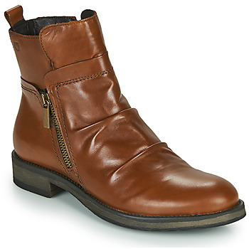 Sapatos Mulher Botas baixas Casual Attitude NERMITE Camel