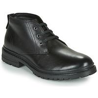 Sapatos Homem Botas baixas Casual Attitude NENDAME Preto