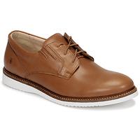 Sapatos Homem Sapatos Casual Attitude NOCCINEL Castanho