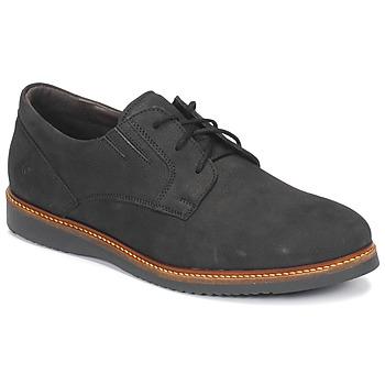 Sapatos Homem Sapatos Casual Attitude NOCCINEL Preto