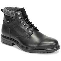 Sapatos Homem Botas baixas Casual Attitude NAPILLON Preto