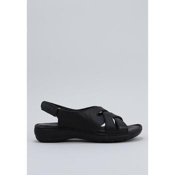 Sapatos Mulher Sandálias Amanda DALIA Preto