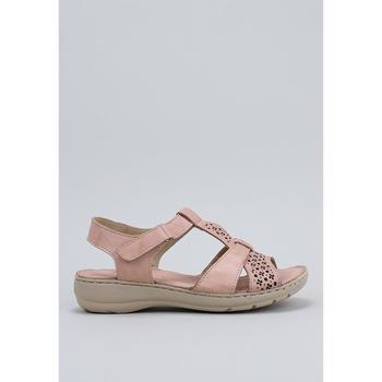 Sapatos Mulher Sandálias Amanda LIRIO Bege