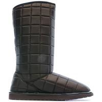 Sapatos Mulher Botas de neve Superga  Castanho
