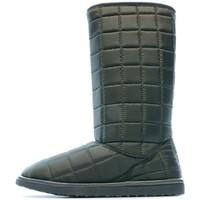 Sapatos Mulher Botas de neve Superga  Cinza