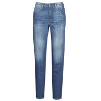 Textil Mulher Calças Jeans G-Star Raw 3301 HIGH STRAIGHT 90'S ANKLE WMN Cobalto
