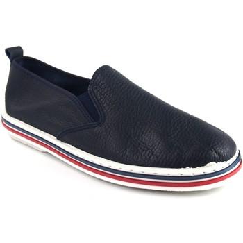 Sapatos Homem Slip on Ne Les 6903RB Azul