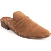 Sapatos Mulher Tamancos Musse & Cloud Sapato feminino MUSE & CLOUD em couro Marron